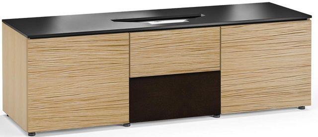 Salamander Designs® Denver Natural Oak Projector Cabinet-X/VIV236DV/NO