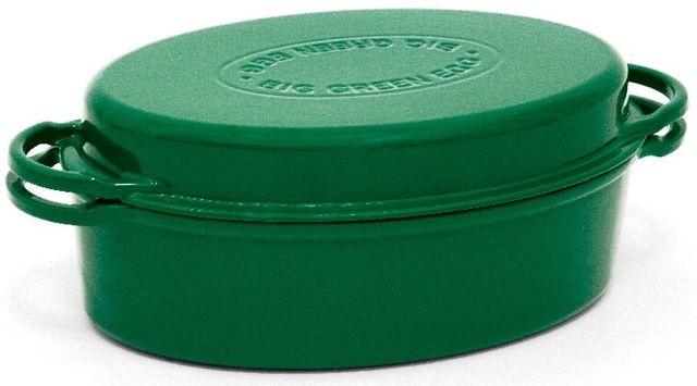 Big Green Egg® Enameled Cast Iron Oval Dutch Oven-117670