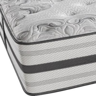 Beautyrest® Platinum™ Mocha Plush Hybrid Full Mattress-Mocha Plush-F