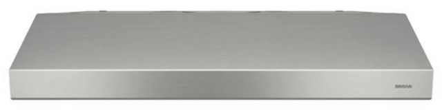 Hotte de cuisinière sous-armoire Broan® de 30 po - Acier inoxydable-BCS330SSC