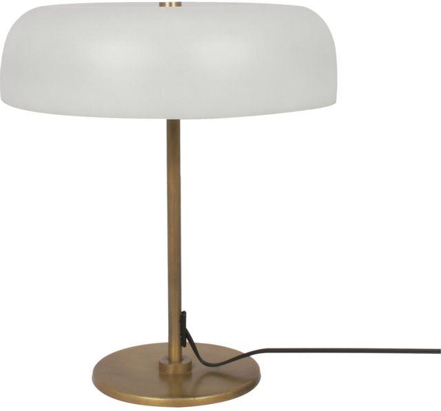 Renwil® Murville Antique Brass Table Lamp-LPT1018