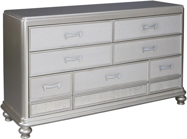 Coralayne Silver Dresser-B650-31