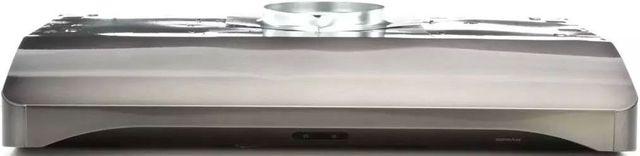 Hotte de cuisinière sous-armoire Broan® de 30 po - Acier inoxydable noir-BQDD130BLS