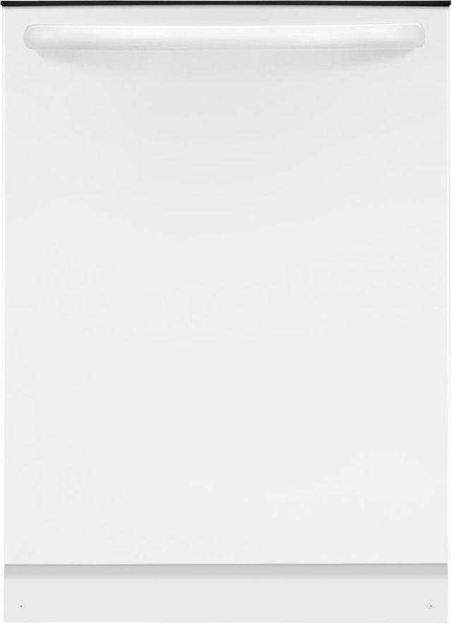 """Frigidaire® 24"""" White Built In Dishwasher-FFID2426TW"""