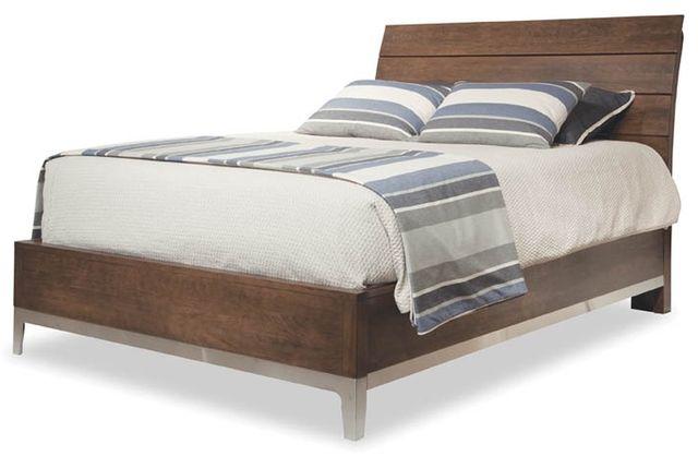 Lit à panneaux très grand Defined Distinction, brun, Durham Furniture®-157-144