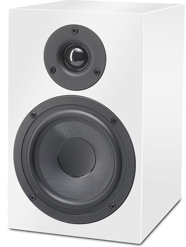 Pro-Ject Speaker Box 5 White 2-Way Monitor Speaker-Speaker Box 5-WH
