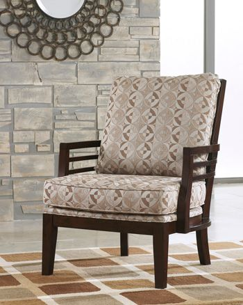 Ashley® Showood Accent Chair-3180160