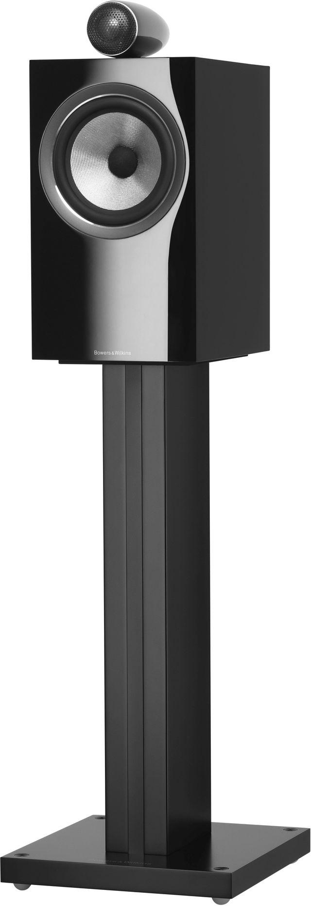 Bowers & Wilkins Gloss Black 705 S2 Bookshelf Speaker-705 S2-Black