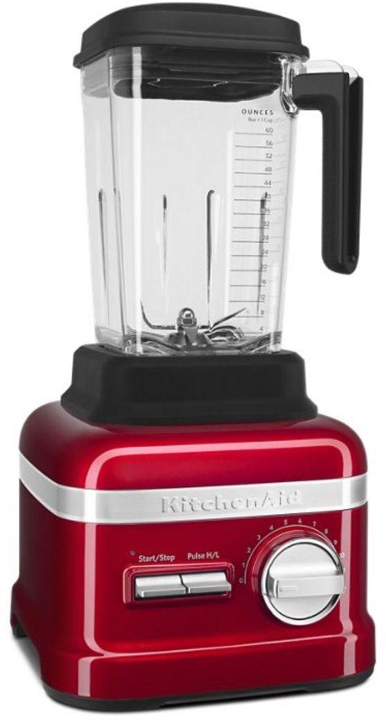 KitchenAid® Pro Line® Series Candy Apple Red Counter Blender-KSB7068CA