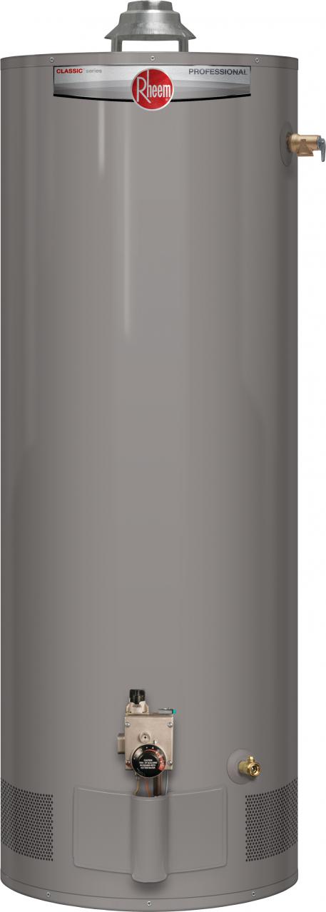 Rheem® Professional Classic Atmospheric Gas Water Heater-PROG50-38N-RH60