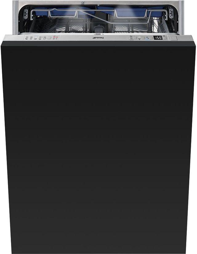 "Smeg 24"" Panel Ready Built In Dishwasher-STU8642"