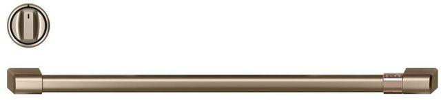Bouton de commande pour appareil de cuisson Cafe™ - Bronze-CXPR6HKPMBZ