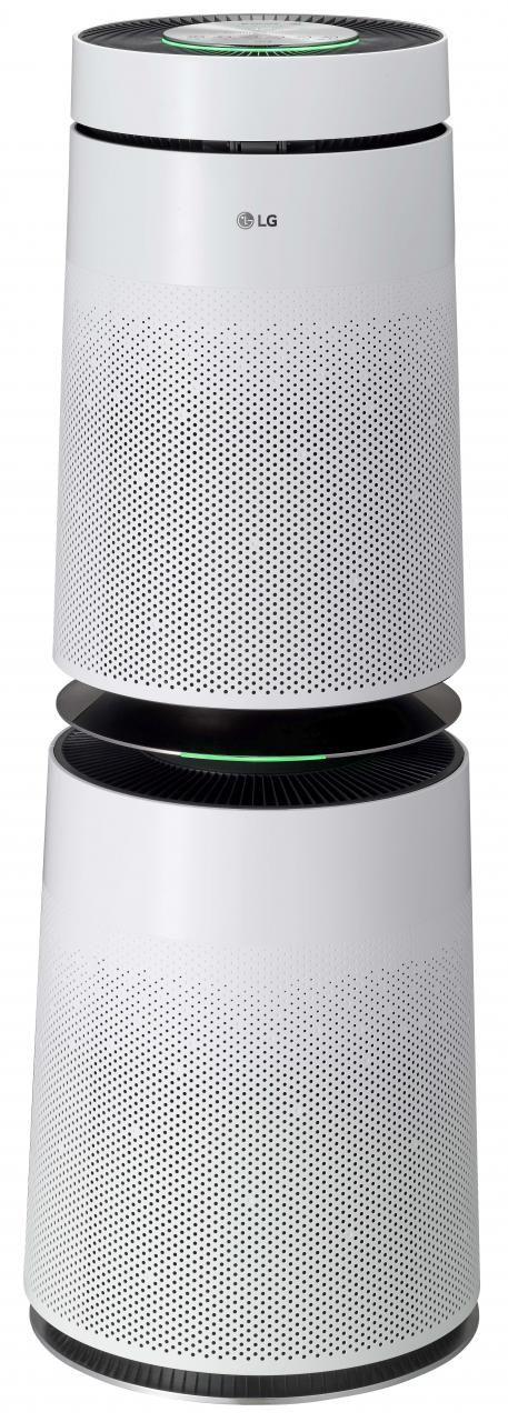 LG PuriCare™ White Air Purifier-AS560DWR0
