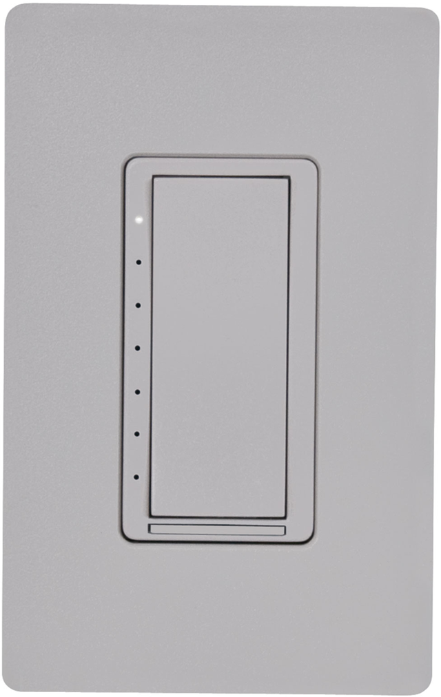 Crestron® Cameo® Dusk Textured 120 VAC In-Wall Phase Dimmer-CLW-DIMUEX-P-DSK-T
