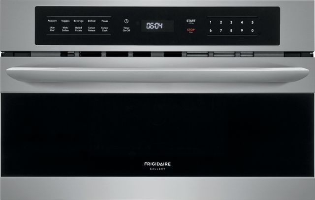 Frigidaire Gallery® 1.6 Cu. Ft. Stainless Steel Built In Microwave-FGMO3067UF