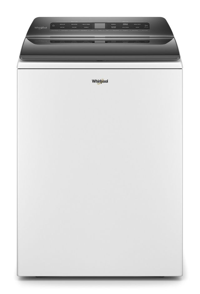 Whirlpool® 4.8 Cu. Ft. White Top Load Washer-WTW5100HW