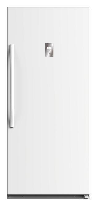 Midea® 17 Cu. Ft. White Convertible Upright Freezer-WHS-625FWEW1