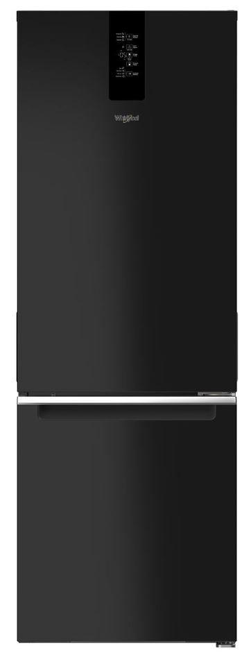 Whirlpool® 12.98 Cu. Ft. Black Bottom Freezer Refrigerator-WRB533CZJB
