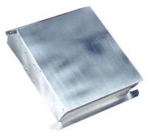Broan Elite Exterior Blower- Aluminum-336