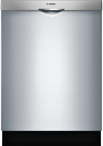 """Bosch 300 Series 24"""" Built In Dishwasher-Stainless Steel-SHSM63W55N"""