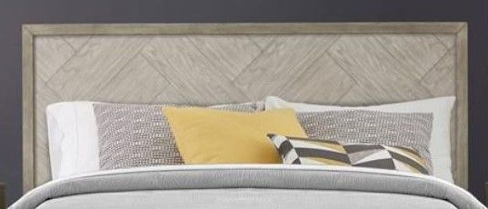 Riverside Furniture Zoey Queen Herringbone Headboard-58076