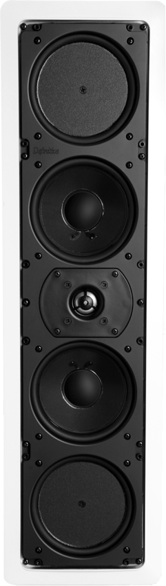 Definitive Technology® White In-Wall Reference Line Source Speaker-UIW RLS III