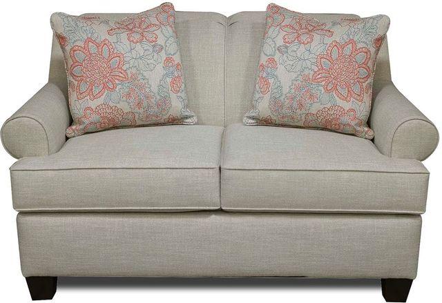 England Furniture Co. Eleanor Alvardao Mineral Loveseat-8M06