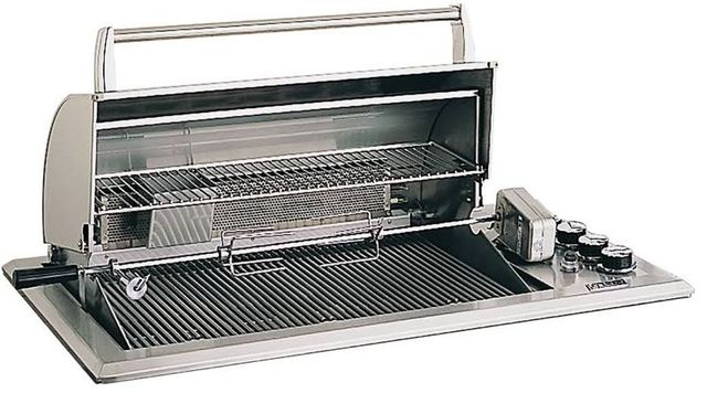 Fire Magic® Legacy Regal I Collection 34 Series Countertop Grill-Stainless Steel-34-S2S1P-A