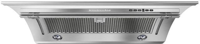 "KitchenAid® 30"" Stainless Steel Under Cabinet Range Hood-KXU2830JSS"