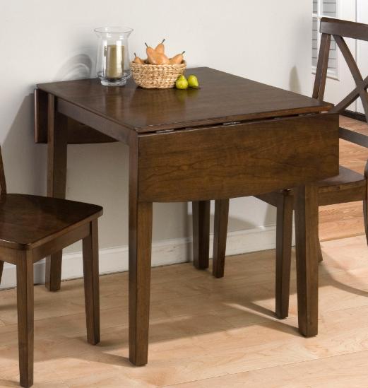 Jofran Inc. Taylor Cherry Double Drop Leaf Table-342-48