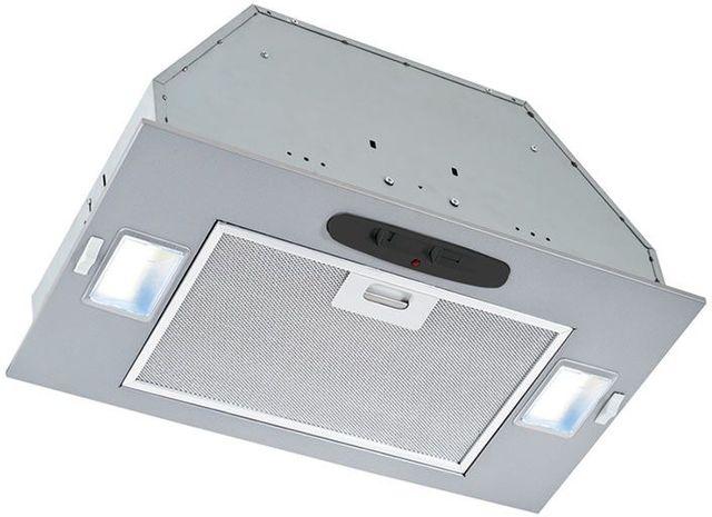 Broan® Power Pack Range Hood-Sliver-PME300
