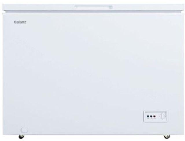 Galanz 10.0 Cu. Ft White Chest Freezer-GLF10CWED01