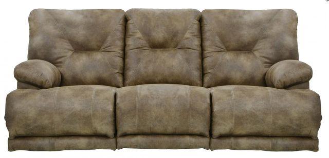 Catnapper® Voyager Power Lay Flat Reclining Sofa-64381