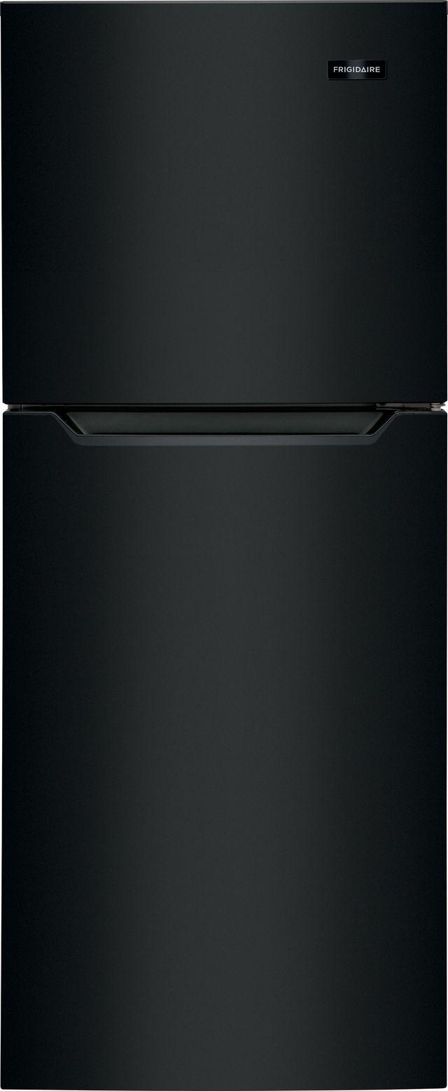Frigidaire® 11.6 Cu. Ft. Black Top Freezer Refrigerator-FFET1222UB