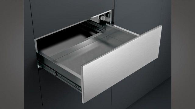 """Fulgor Milano 700 Series 29.88"""" Stainless Steel Warming Drawer-F7DWD30S1"""