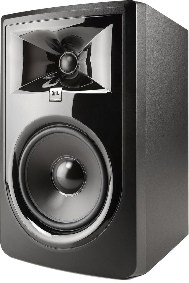 JBL® 306PMKII Powered 2-Way Studio Monitor-306PMKII