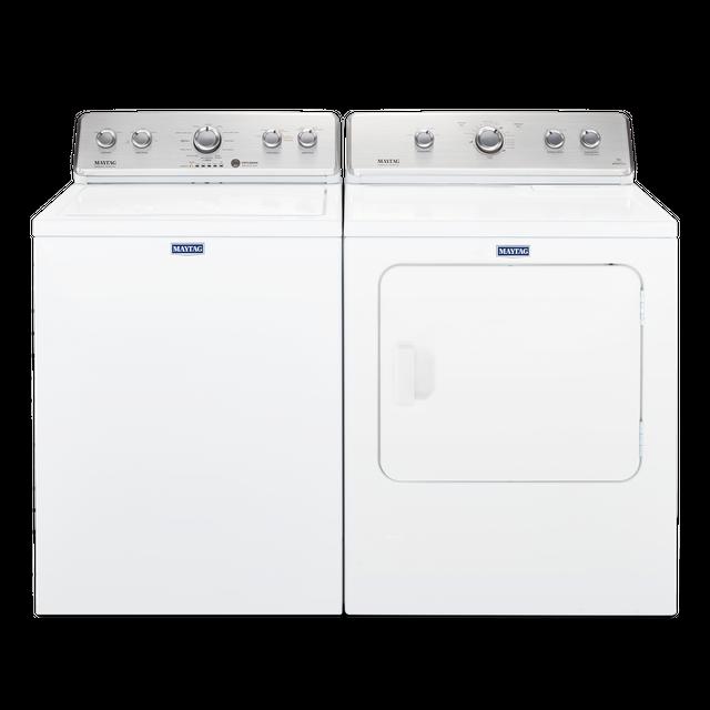 Maytag® Laundry Pair-White-MALAUMGDC465HW