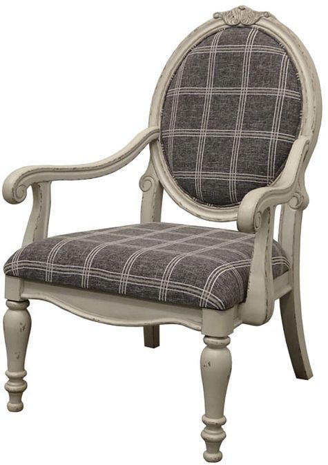 Signature Design by Ashley® Kornelia Charcoal Accent Chair-A3000245