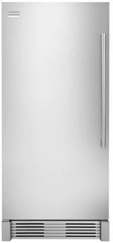 Frigidaire Professional 19 Cu. Ft. Upright Freezer-Stainless Steel-FPFU19F8QF
