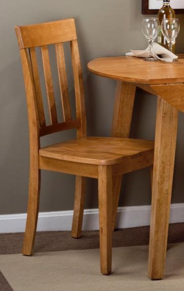 Jofran Inc. Simplicity Side Chair-352-319KD