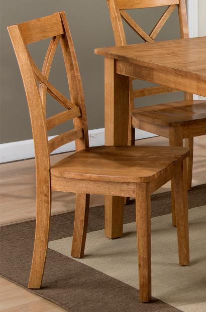 Jofran Inc. Simplicity Side Chair-352-806KD