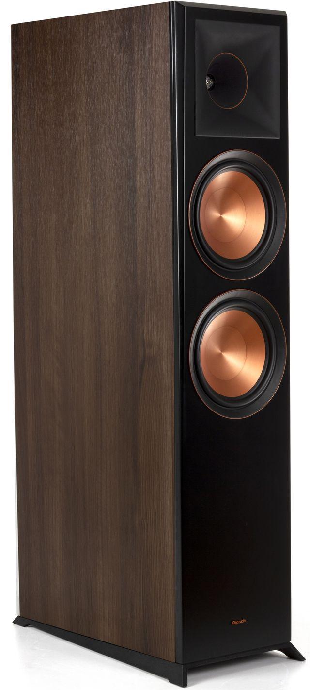 Klipsch® Reference Premiere Walnut RP-8060FA Floorstanding Speaker-1065793