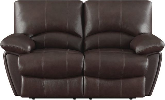 Coaster® Clifford Double Reclining Loveseat-600282