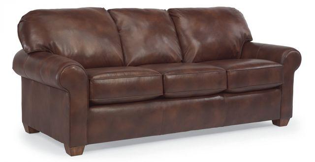 Flexsteel® Thornton Leather Queen Sleeper-3535-44