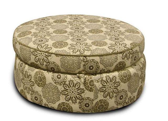 England Furniture® Allison Storage Ottoman-35581CW