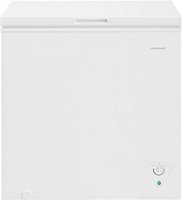 Frigidaire® 7.0 Cu. Ft. White Chest Freezer-FFCS0722AW