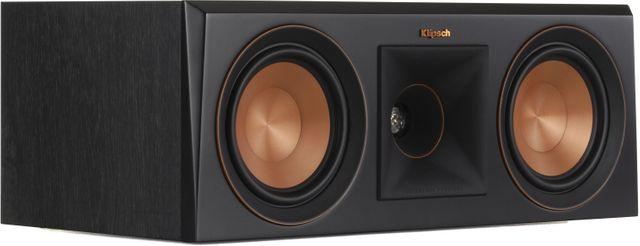 Klipsch® Reference Premiere Ebony RP-500C Center Channel Speaker-1065819
