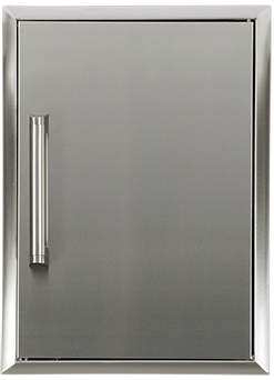 Coyote Outdoor Living Single Access Doors-Stainless Steel-CSA2014