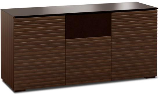 Salamander Designs® Chameleon Zurich 336 Opium Brown Speaker Integrated Cabinet-C/ZU336/OB