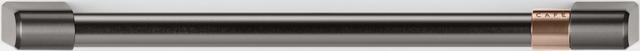 Café™ Brushed Black Dishwasher Handle Kit-CXADTH1PMBT